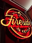 FIRESIDE BY KETTLE