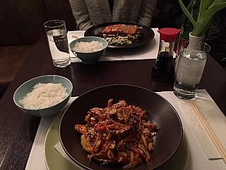 GINKO koreanisch-japanische Spezialitäten