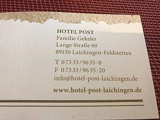 Gasthof Post Aus Laichingen Speisekarte Mit Bildern Bewertungen