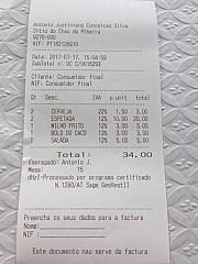António J Conceição Silva