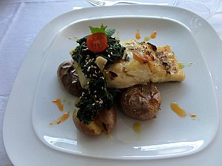Restaurante Coreto de Sabores