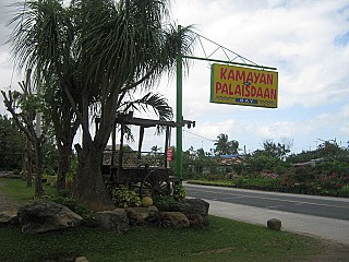 Kamayan at Palaisdaan Resto Resort