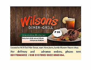 Wilson's Diner & Grill