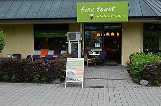 Fine Toast Coffehouse & Toasteria
