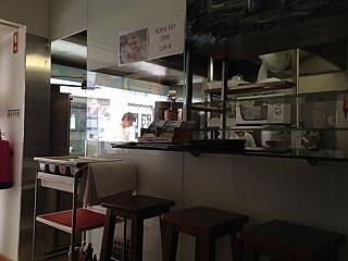 Restaurante Snack Luxembourg