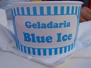 Blue Ice Geladaria