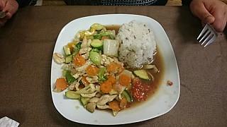 Tim's Thai-Kueche