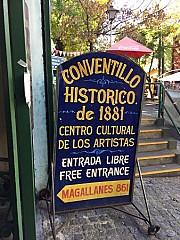 Cafe Bar De Los Artistas