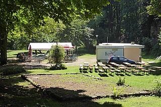 Biergarten Im Neufferpark Aus Pirmasens Speisekarte Mit Bildern