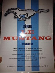 Creperie Le Mustang