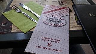 La Patate et Le Sarrasin