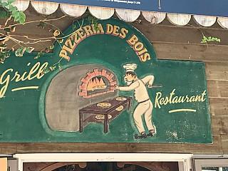 La Pizzeria des bois