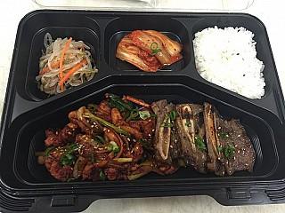 Korean Bueok Korean Fusion Restaurant