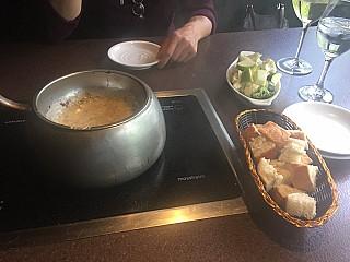 Ufondue & Stonegrill restaurant