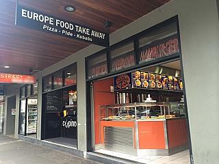 Europe Food Take Away