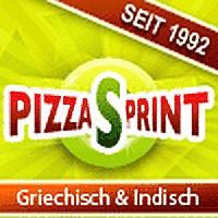 Pizza Sprint De Aalen Carte
