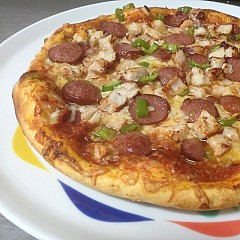 Pizza Time Aus Worms Speisekarte Mit Bildern Bewertungen