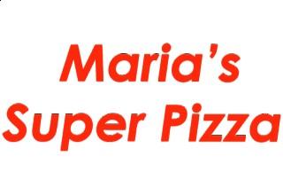 Maria's Super Pizza-Service
