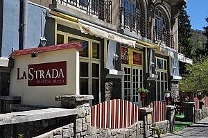 Pizza Taxi La Strada I