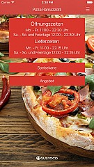 Pizza Ramazzotti