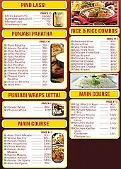 Pind Punjabi Dhaba (Saltlake)