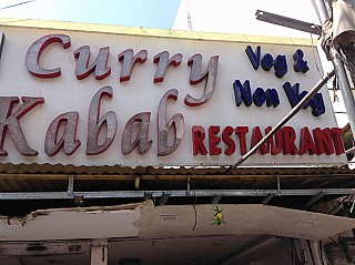Curry Kabab