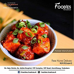 Foodies - The Food Court