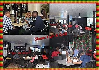Shams Café & Grill