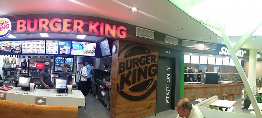 Burger King Lieferservice Bielefeld