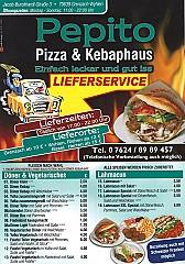 Pepito Pizza Kebap Haus Einzelunternehmen