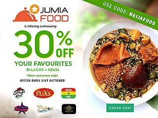 Jumia Food Test Restaurant
