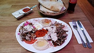 Diwan The Home Of Falafel & Shawarma