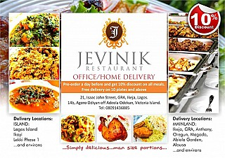 Jevinik Wuse Express - delivery in 35m!