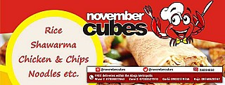 November Cubes - Wuse