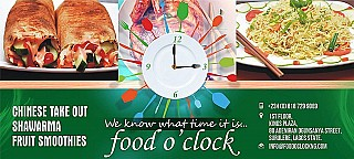 Food O'Clock Restaurant