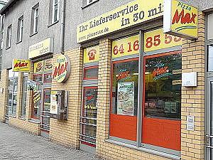 Pizza Max Marienfelder Allee Berlin