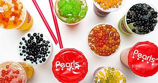Pearls Bubble Tea