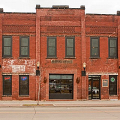 The Livery and Cowtown Saloon
