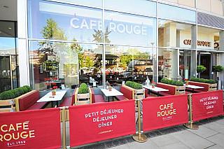 Cafe Rouge Sheffields St Pauls