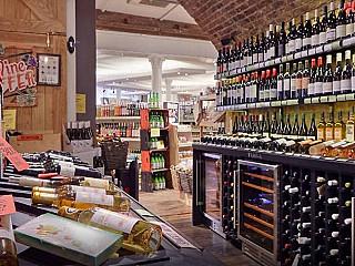 Wine Vault @ The Grocery