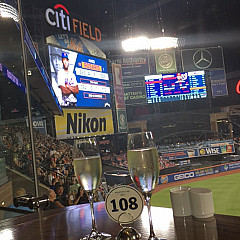 Porsche Grille at Citi Field (formerly the Acela Club)