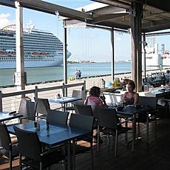 Olympia Grill at Pier 21