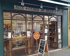Aux 4 coins de France