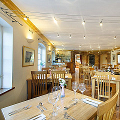 The Wharf House Restaurant with Rooms