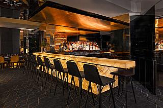 Glowing Café