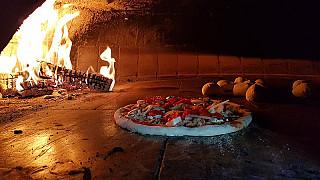 Portobello Pizza-Taxi