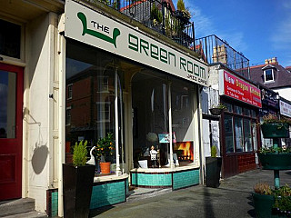 The Green Room Jazz Cafe