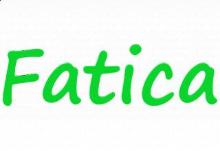 Fatica Lieferservice