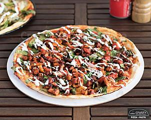 Crusty Gourmet Pizza