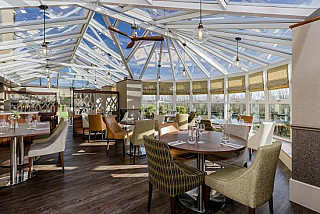 The Conservatory Restaurant at The Melbreak Hotel